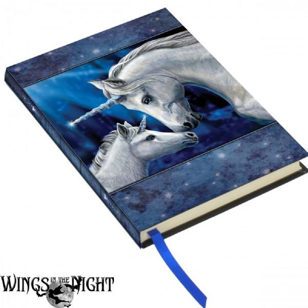 NEMESIS NOW Sacred Love Unicorn Embossed A5 Notebook